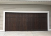 Residential Garage Door- CD10a
